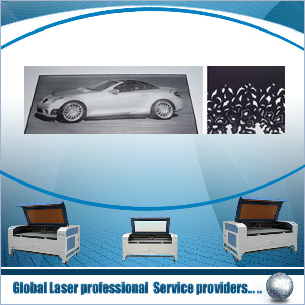Laser cutting and engraving for leather, cloth, wood,double heads laser cutter,Cutting Machines Used Garment Industry