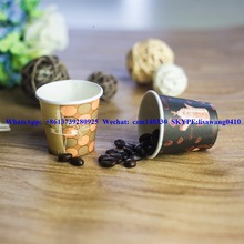 FSC anhui free samples bottom price paper coffee cup