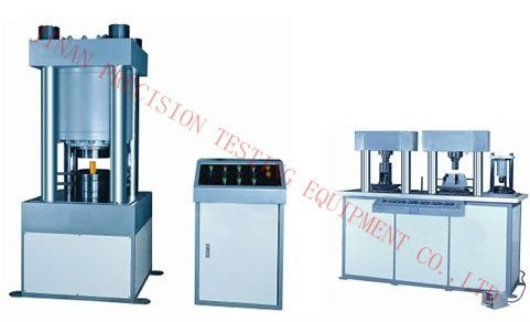 YQ-1000 Upset Test Machine--test for high-speed rods wires under forging pressing