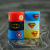 super hero series vape rubber mod band vapor band for mod or oil bottle e cigs tank mod custom silicone vape band