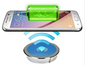 tabletop Wireless Charger for Qi Compatible SmartPhones