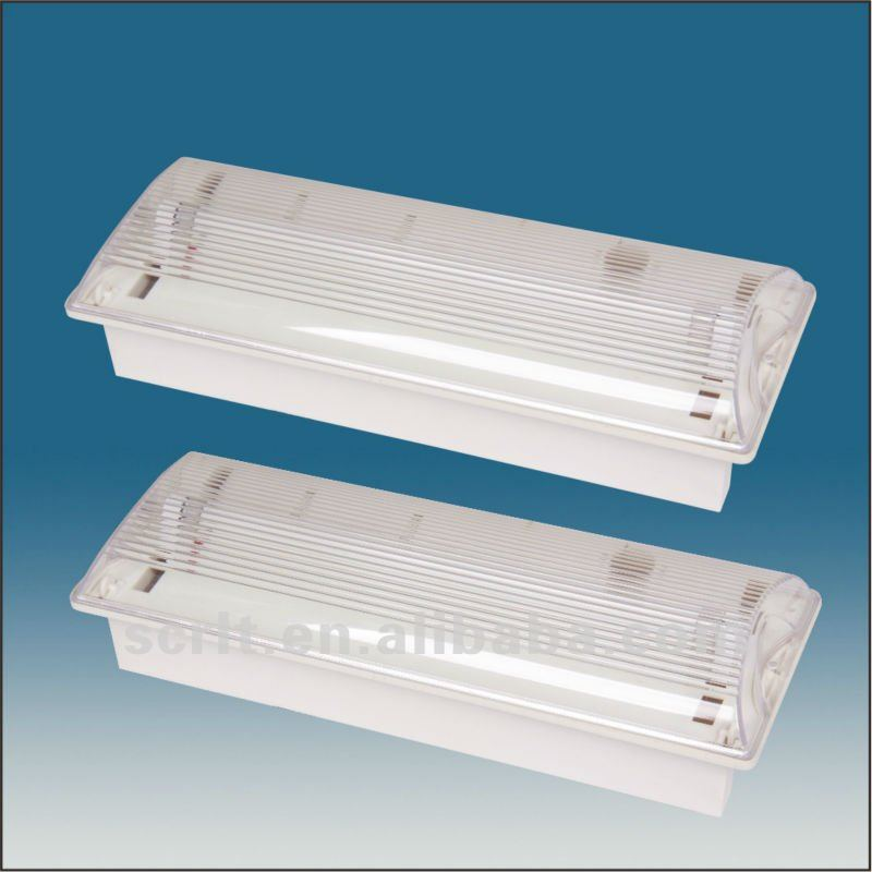 SEM002/28-B wall or ceiling mounted T5 2*8W emergency lighting fixture
