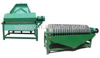 magnetic separator pasir besi / high intensity magnetic separator / iron ore magnetic roller separator