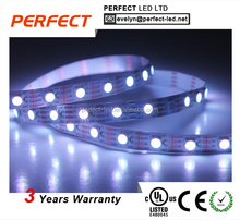 248 Pixels Full Color WS2813 5050 RGB White PCB Dream Color LED Strip 5m/roll Addressable DC 5V Light