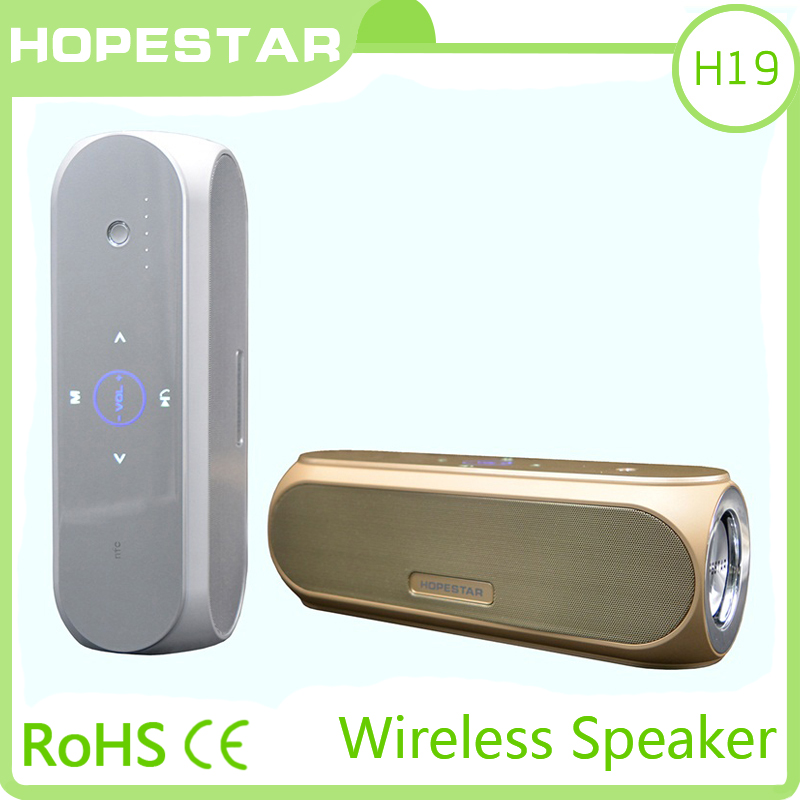 HOPESTAR H19 24w touchpad nfc portable bluetooth loudspeakers