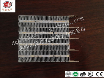 240v electric fan heater ceramic PTC heater parts