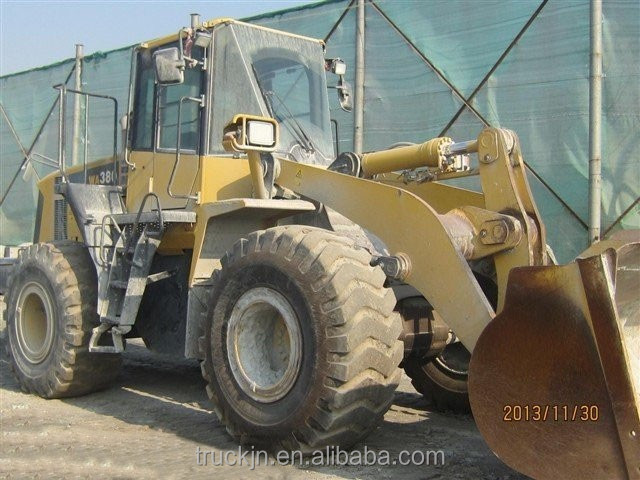 Used Japanese Loader WA380-6