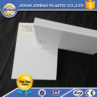 48x96 inch no toxic lead free hardness surface PVC foam board/sheet 10mm