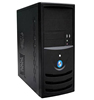 Micro Mid Tower Computer Case with Meshed Front Panel,ATX computer case professional