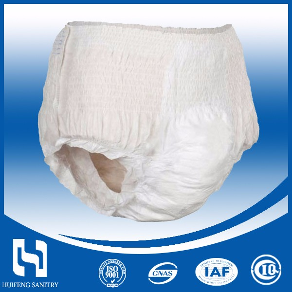 Ultrathick disposable adult diapers pants of wholesale adult diaper diaper for elder