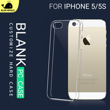 For Iphone 5S Casing, For Iphone 5 S Cases, Cell Phone Plastic Cover For Iphone 5 In Bulk From China