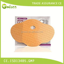 Factory natural herb navel slimming patch,belly mymi wonder patch,mymi wonder slimming patch made in china
