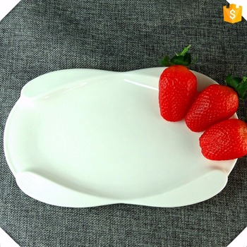 High Quality Cheap Bulk Porcelain Plate Manufactures Of Dishes To Restaurant