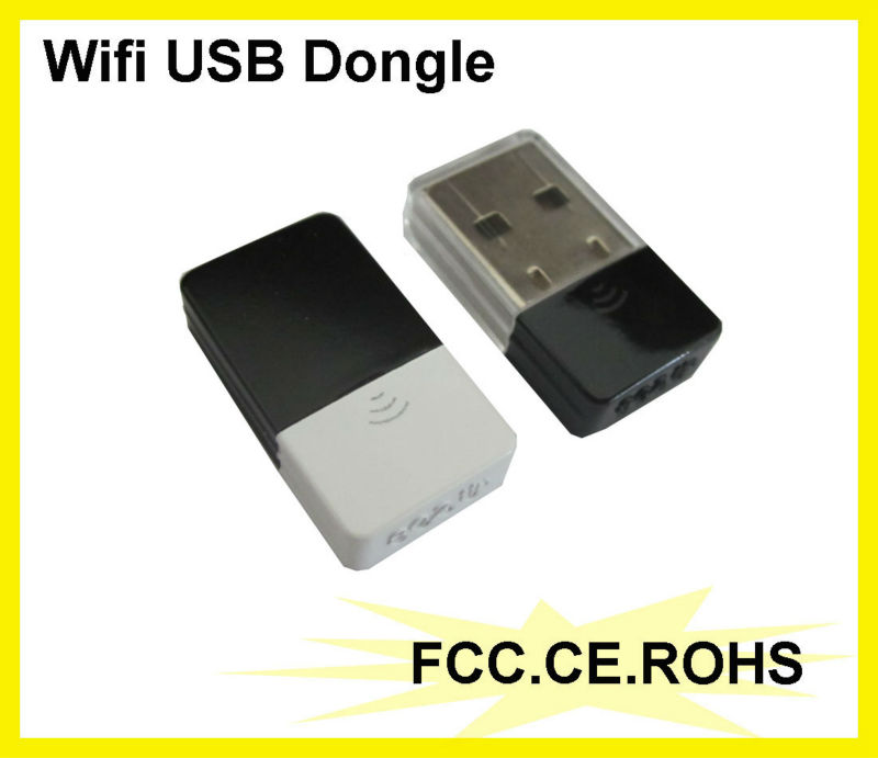 dream box/ set top box / ip camera wireless network Wifi USB Adapter