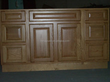American style framed structure kitchen cabinet