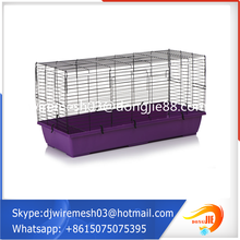 China factory welded wire mesh panel cage, rabbit cages used fencing