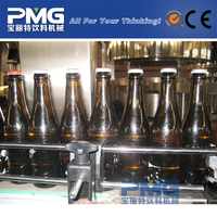 SUS304 new design prouct beer filling machine BGF for glass bottle