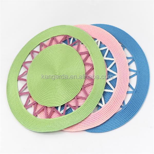 hollow heat resistant table place mat