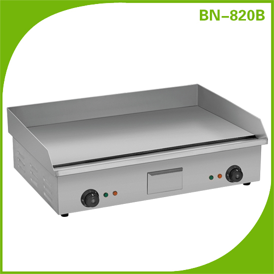Commercial Grill Griddle 735mm For Sausages Egg Beef