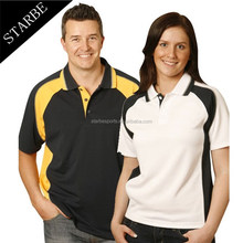 Customized Short Sleeves Family Club Polo T Shirt