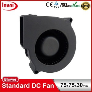 Standard SUNON 7530 Mini 75mm 75x75mm Small Laptop 12VDC Centrifugal Exhaust Fan Blower 75x75x30 mm (PMB1275PNB3-AY (2).GN)
