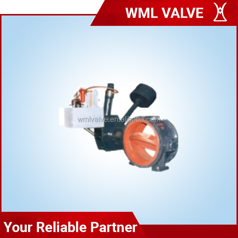 Whole Hydraulic Control Check Butterfly Valve HD741X