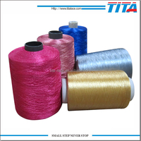 Large spools embroidery machine thread for brother with thread locking spool