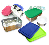 Stainless Steel Lunchbox, Containers and Kitchenware