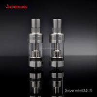 sniper mini tank suit for defender 36W,50W,invader mini 50W,T-rex 70W box mod