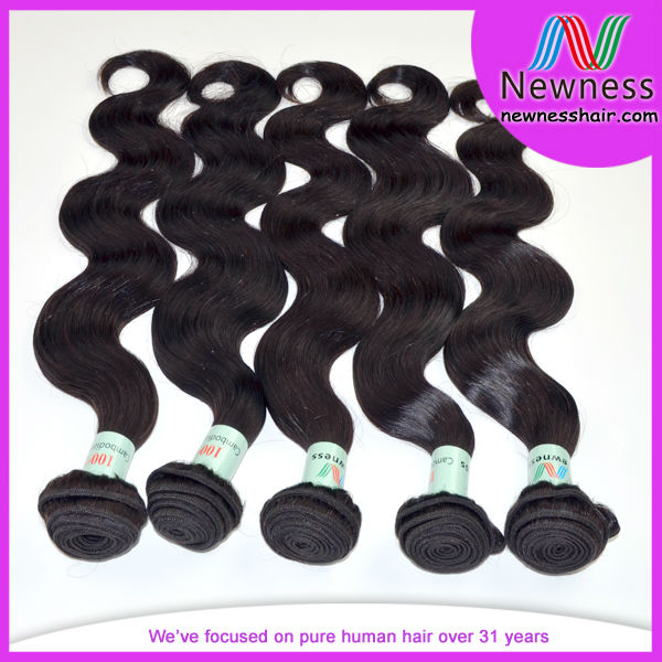 Guangzhou remy hair market wholesale virgin european hair extension
