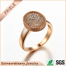 Shenzhen jewelry beautiful golden finger rings 925 sterling silver wedding 3 rings 925 sterling silver jewelry