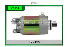 ZY125 motorcycle dc motor