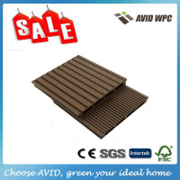 Eco-friendly WPC outdoor composite flooring