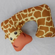 custom funny inflatable giraffe neck pillow