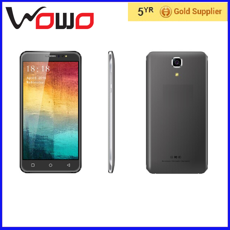 best wifi android quad core smart 3g cellphone 6 inch screen mobile phone K700