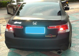Carbon Fiber Rear Spoiler for Honda Accord