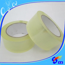 China Manufacturing die cutting single sided adhesive tape for carton packaging