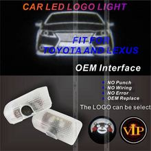 4D led logo/4D emblems logo/auto emblems car logo factory price led car logo projector laser light led logo light for car