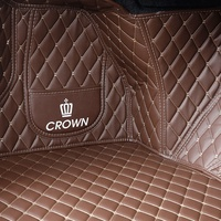 High quality cheap waterproof car trunk mat