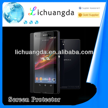 tempered glass screen protector for xperia z1 L39H