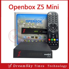 Original Openbox Z5 Mini HD Satellite Receiver Support PowerVu Youtube Youporn Gmail Google Maps Cccam Newcamd