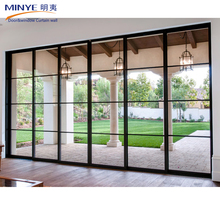 Factory Windows and Doors Interior Aluminum Sliding Glass Door Price
