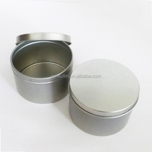 Candle tin containers