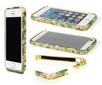 Fashion Diamond Bumper Case For iPhone 5 5s China wholesale supplier