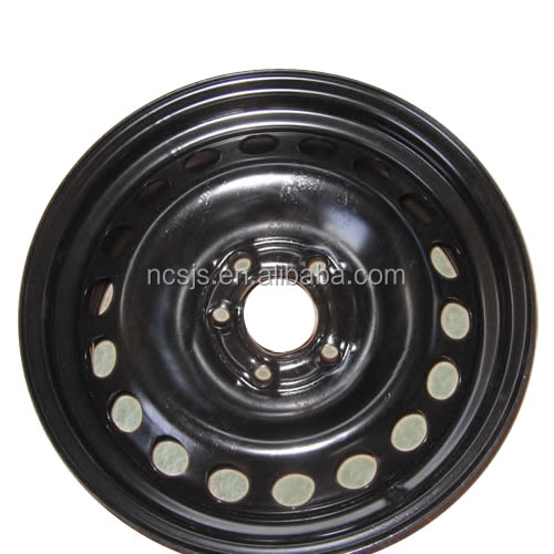 Good quality Steel Alloy Wheels From China 15 16 17 18 Inch Car Wheel Rim