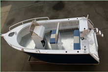 5m plate boat small cheap plastic fishing boat for sale