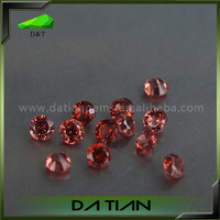 High Quality Natural Faceted Round Beads Raw Mozambique Garnet