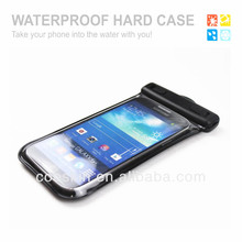 waterproof PVC case/waterproof money case/waterproof phone case