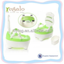 baby plastic potty ,children toilet,cow baby products