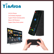 Mini Wireless Keyboard Multifunctional Fly Remote 2.4G Air Mouse for Android Windows Kodi Smart TV